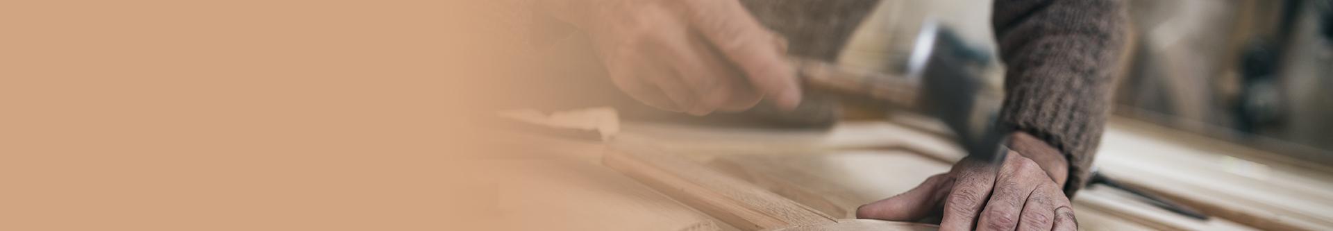 Prace przy drewnie